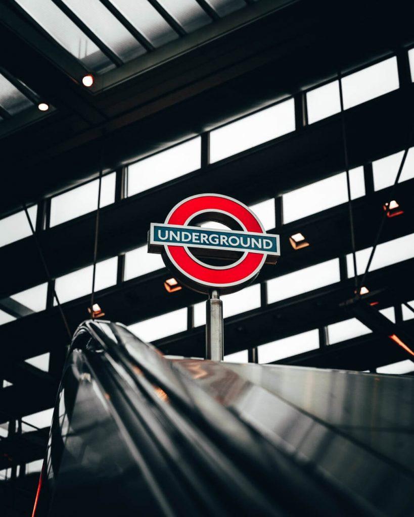 Estaciónes de metro