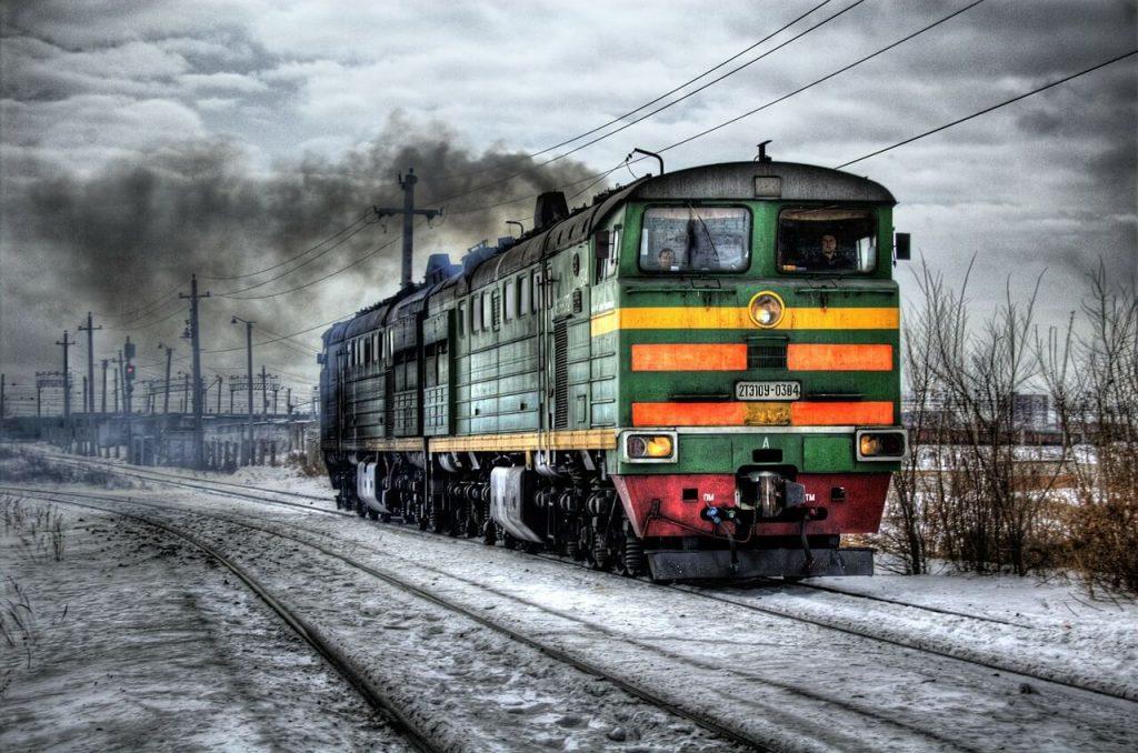 Locomotora diésel