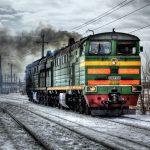 Locomotoras Diésel