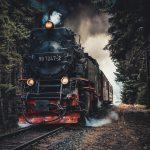George Stephenson: Inventor de la locomotora de vapor