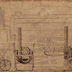 Richard Trevithick - Locomotora de Vapor