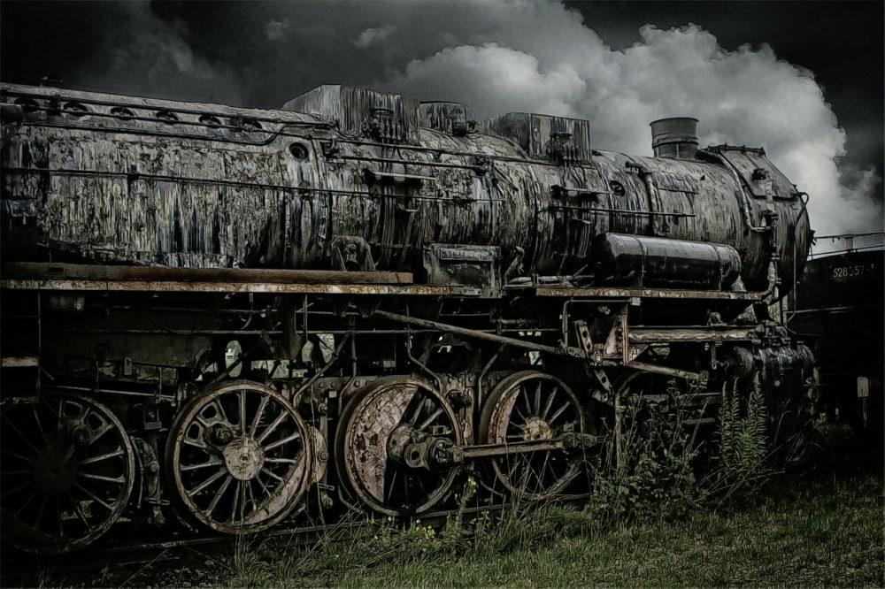 Tipos de trenes, locomotoras y rieles