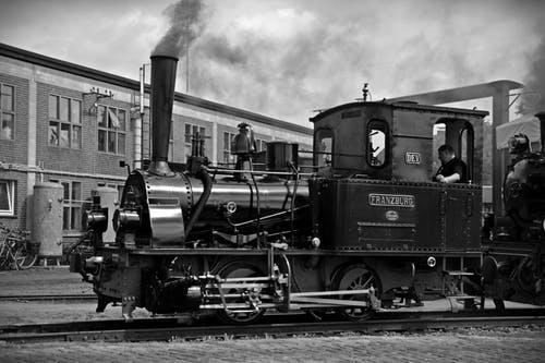 Historia del transporte ferroviario