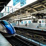 Historia y desarrollo del tren de alta velocidad