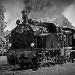 Historia del Tren y el Ferrocarril