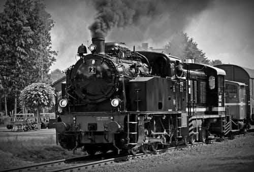 Historia de los Trenes