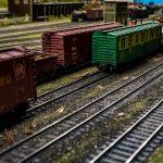 Historia y Tipos de Vagones de Tren