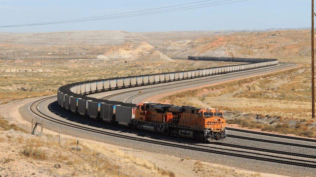 trenes mas largos del mundo