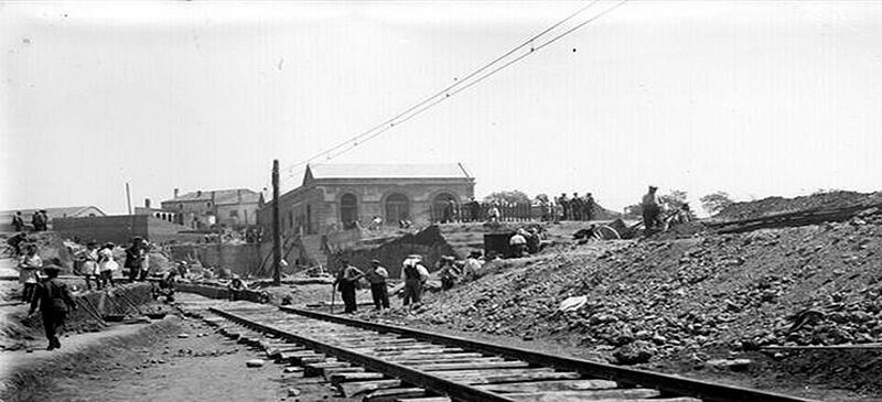 historia tren sabadell