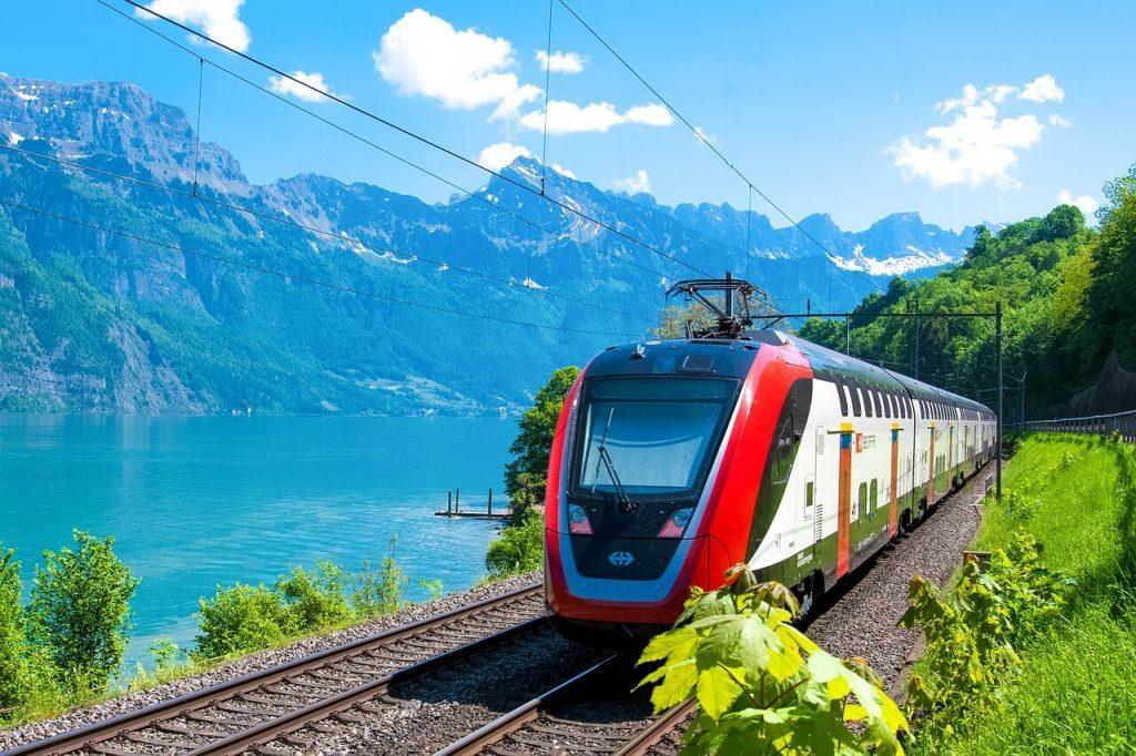 Trenes de pasajeros más largos del mundo