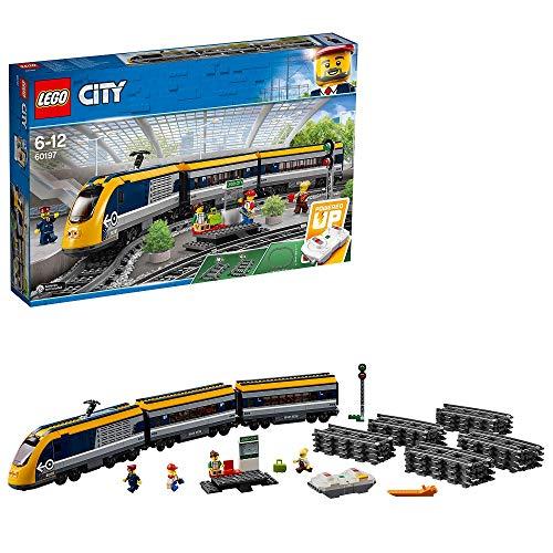 Tren lego city